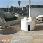 Happy Floor Ceramic Tile Golden Light