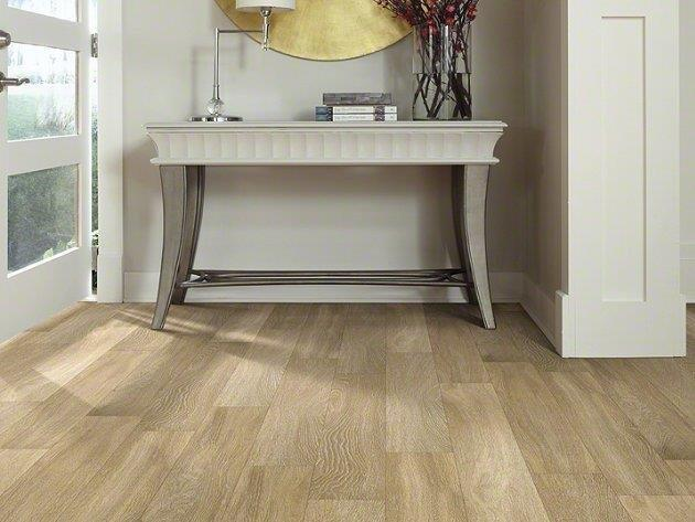 Shaw Resilient Vinyl Flooring Room Scene Photo Gallery