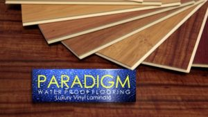 Paradigm Long Board Waterproof Laminate Flooring