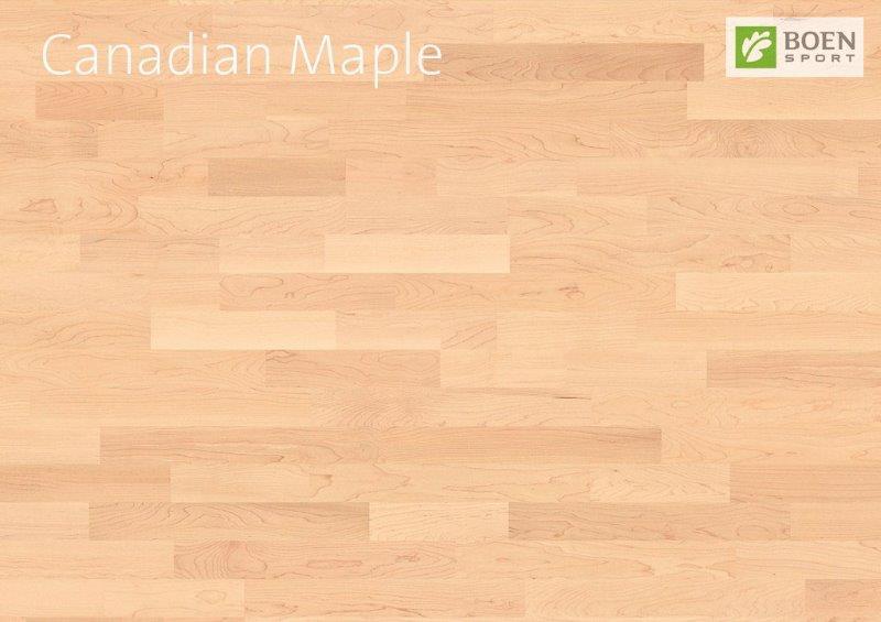 Boen Hardwood maple
