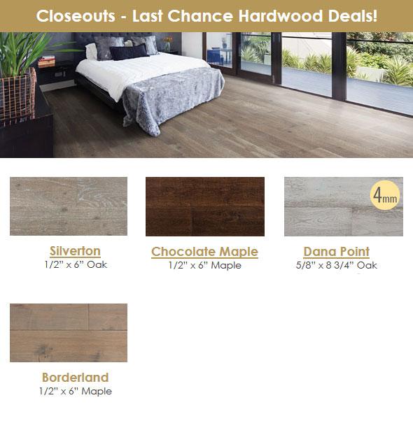 Naturally Aged Hardwood Sales