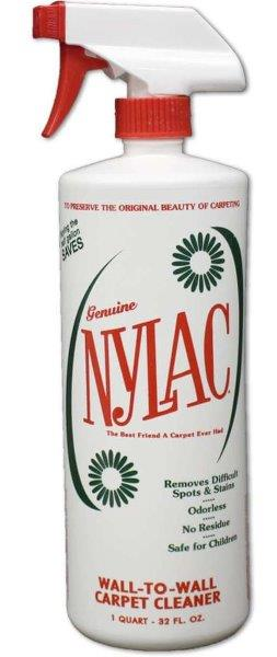 Nylac Carpet Cleaner - Quart Sprayer