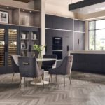 Mannington Hardwood Carriage Oak Herringbone