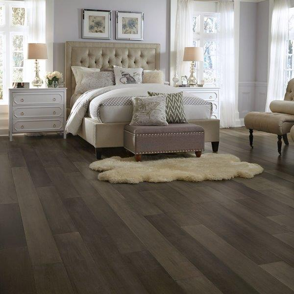 Mannington Hardwood Smokehouse Maple