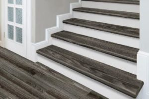 Gemcore Cap A Tread Stair Tread Carpet Hardwood Lvt
