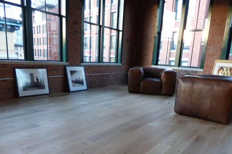 Artistry Hardwood Loft Collection