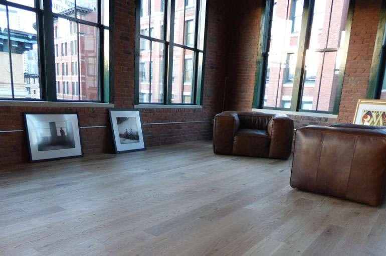 Artistry Hardwood Loft Collection