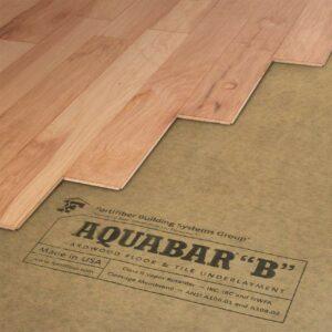 Underlayment Pad   Cushion Aquabar B Underlayment