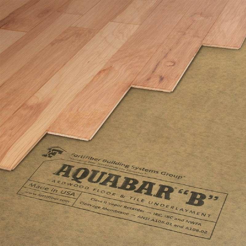 Aquabar B Underlayment