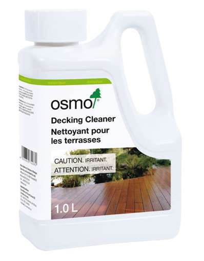 Osmo REMOVES DIRT AND STAINS EFFORTLESSLY