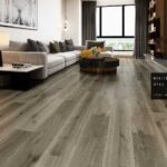 Gaia SPC Vinyl Flooring Grey Fox GA612310