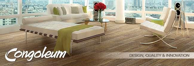 Congoleum Luxury Flooring
