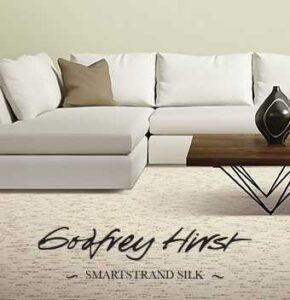 Godfrey Hirst Carpet smartstrand silk carpet